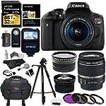 Canon EOS Rebel T6i 24.2 MP Digital S...