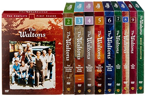 Waltons, The: Seasons 1-9 & The Movie Collection (10 Pack) (Waltons Season 2 compare prices)