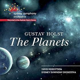 Holst: The Planets: Sydney Symphony Orchestra & David ...