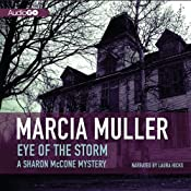 Eye of the Storm: A Sharon McCone Mystery, Book 8 | Marcia Muller