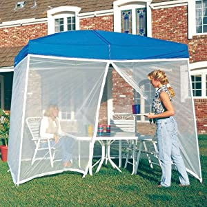 E-Z Up Screen Room for a 10'x10' Dome or Sierra Instant Shelter by E-Z UP Inc.