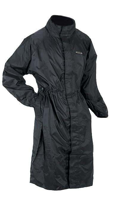 Scotland 800017W-xs W Blair Pluie Femme, de la Lumière avec Sac de Transport, Noir