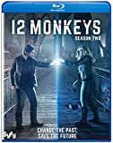 12 Monkeys: Season Two [Blu-ray]