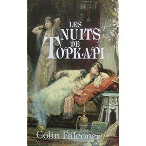 Les nuits de Topkapi - Colin Falconer 61uJiDd-QRL._SL500_AA300_
