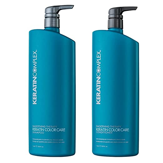 Keratin Complex Color Care Shampoo and Conditioner