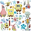 RoomMates RMK1380SCS SpongeBob Squarepants Peel   Stick