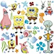 RoomMates RMK1380SCS SpongeBob Squarepants Peel & Stick Wall Decals