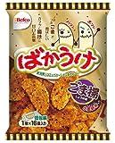 (お徳用ボックス) 栗山米菓 ばかうけ ごま揚 16袋*12個