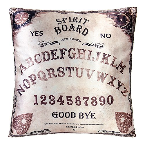 Cuscino Spirit Board Nemesis Now (Beige)