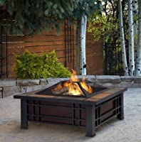 Patio Furniture-Premium® Wood Burning Fi...