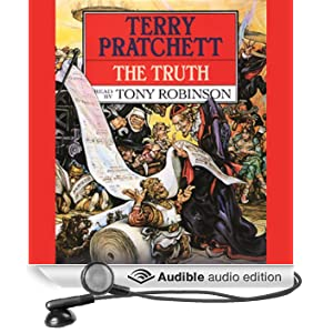 The Truth: Discworld, Book 25 (Unabridged)
