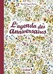 AGENDA DES ANNIVERSAIRES