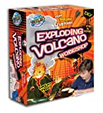 Wild science Exploding volcan Atelier IPWS918 Interplay