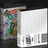 GOT7 - 2nd Album [FLIGHT LOG : TURBULENCE] CD + Poster (Random) + Cover (Random) + Photobook + Decoration Sticker (Random) + Photocard (Random) + Event Card + Gift