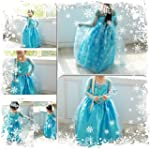 Disney Frozen Dress - Elsa Dress - Fr...