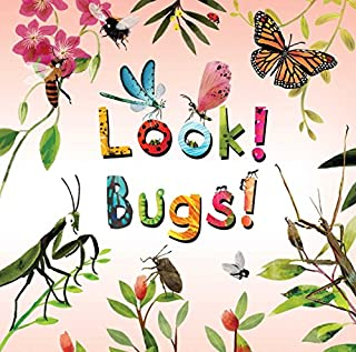 Book Cover: Look! Bugs!