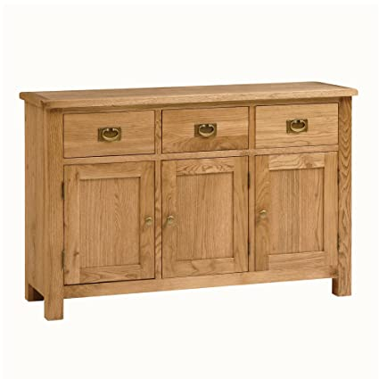 Salisbury Light Oak Large Sideboard