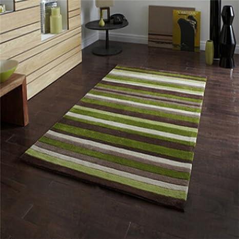 Q Alfombra rectangular Alfombra simple / alfombra para sala de estar Dormitorio Mesa de centro Cama ( Tamaño : 120*170cm )