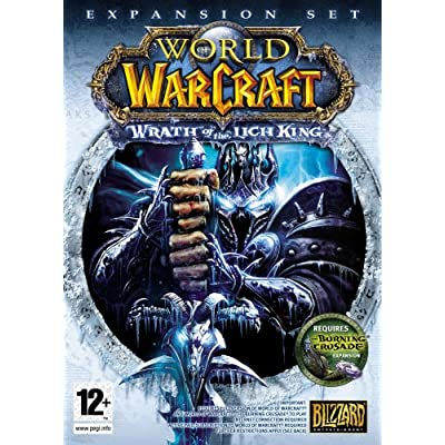 world of warcraft wrath of the lich king gameplay. Wrath of the Lich King did