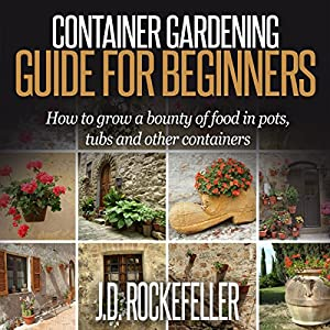 Container Gardening for Beginners Audiobook