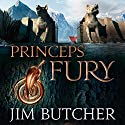 Princeps' Fury: The Codex Alera: Book Five Audiobook by Jim Butcher Narrated by Kate Reading