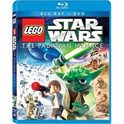 Star Wars Lego: The Padawan Menace [Blu-ray]
