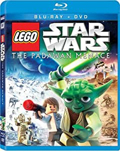 Star Wars Lego: Padawan Menace [Blu-ray]