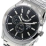 オリエント ORIENT 自動巻き メンズ 腕時計 SEZ08001B0 ブラック[逆輸入品]