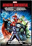 Avengers Confidential: Black Widow And Punisher [DVD]