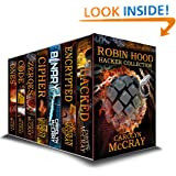 Robin Hood Hacker Collection: including the #1 Techno-Thriller Encrypted (Robin Hood Hacker Techno-Thriller Series)
