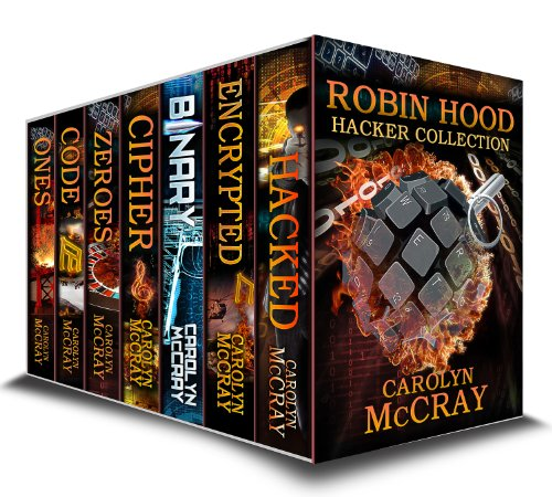 Robin Hood Hacker Collection - The #1 Techno-Thriller Series (Robin Hood Hacker Techno-Thriller Series) (Robin Hood Series 1 compare prices)