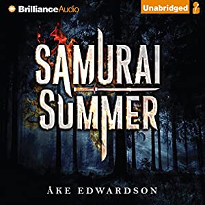 Samurai Summer | [Ake Edwardson, Per Carlsson (translator)]