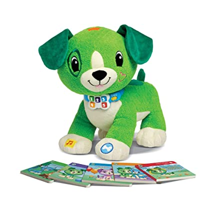 LeapFrog – Read with Me Scout – Lis avec Scout Version Anglaise (Import Royaume-Uni)