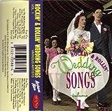 echange, troc Various Artists - Rockin N Rollin Wedding Songs 1