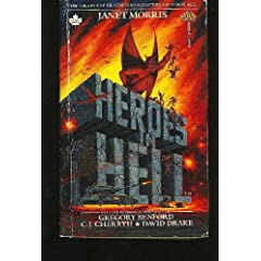 Heroes in Hell by Janet Morris,&#32;Gregory Benford,&#32;C.J. Cherryh and David Drake