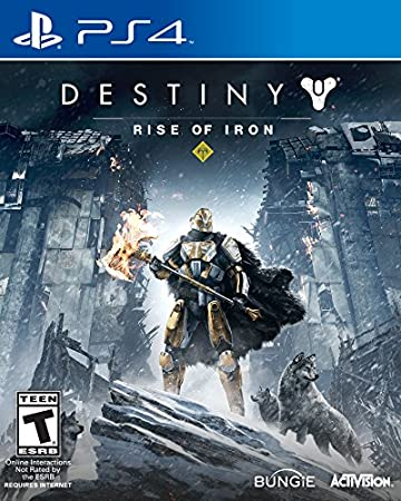 Destiny: Rise of Iron - PS4 [Digital Code]