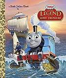 Sodor's Legend of the Lost Treasure (Thomas & Friends) (Little Golden Book)