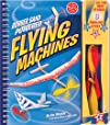 Klutz Rubber Band Powered Flying Machines Book Kit