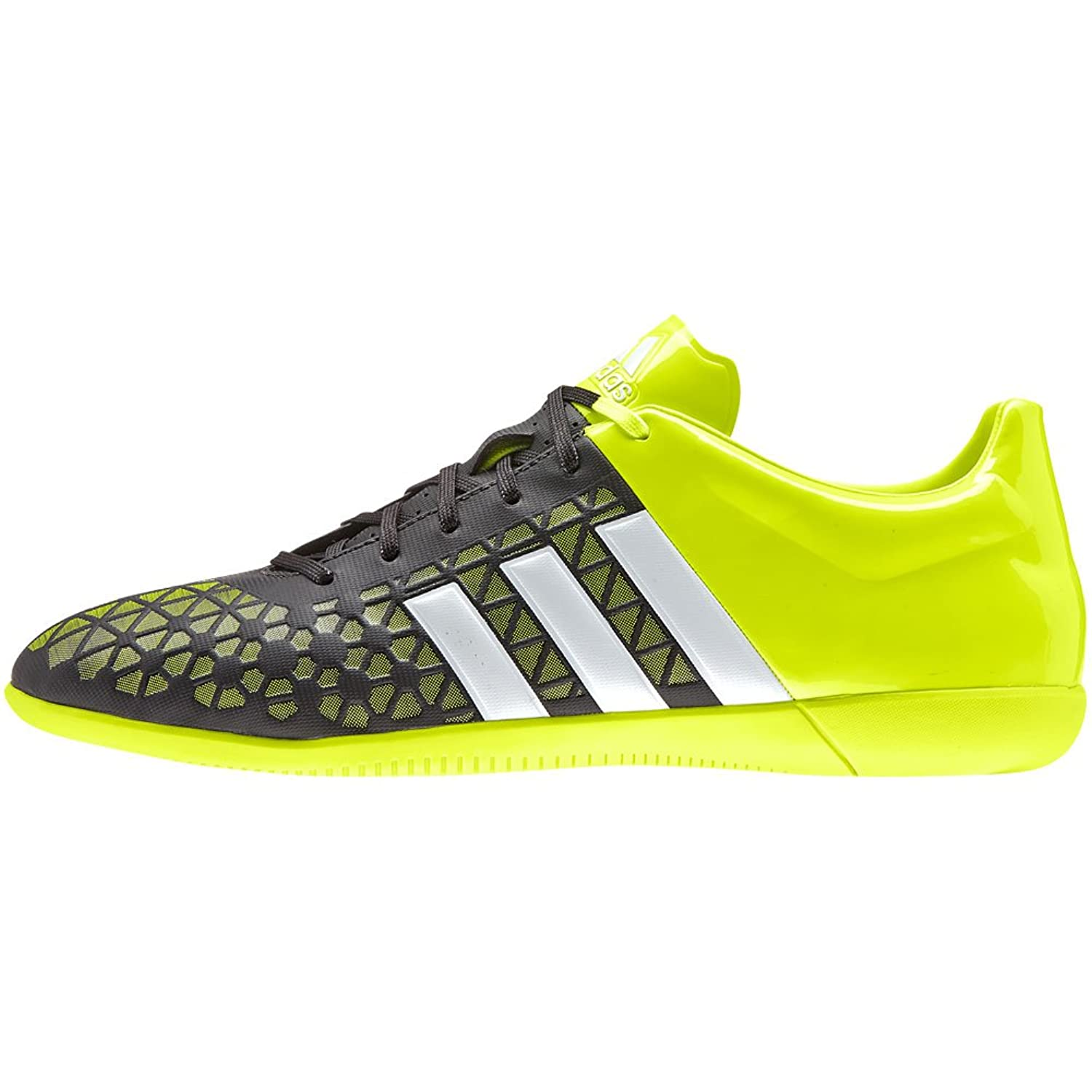 adidas Performance Men's Ace 15.3 IN Soccer Shoe adidas performance men s predito instinct fg soccer shoe