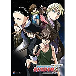 Mobile Suit Gundam Wing DVD Collection 1