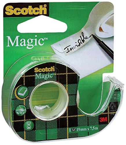scotch-ruban-adhesif-magic-devidoir-rechargeable-19-mm-x-75-m-derouleurs-adhesifs-vert-blanc-sachet-