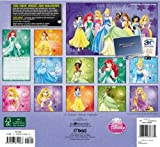 (12x12) Disney Princess 16-Month 2013 Wall Calendar