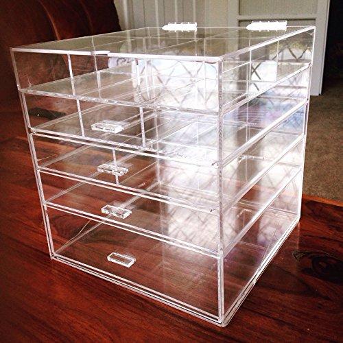 kardashian-large-beauty-cube-5-tier-drawers-acrylic-cosmetic-organizer-handmade-multi-function-makeu