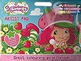 Alligator Books Strawberry Shortcake Artist Pad