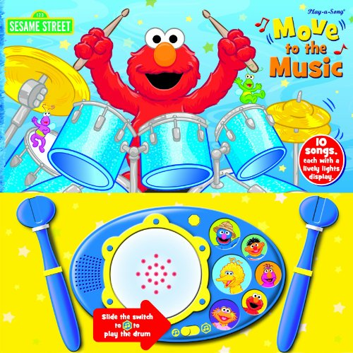Sesame Street Musical Toys : Sesame street move to the music toys games musical