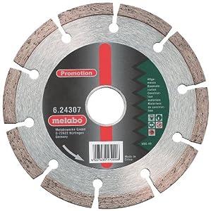 Metabo - 624310000 - Disque à tronçonner diamanté - 230 x 22,23 mm (Import Allemagne)