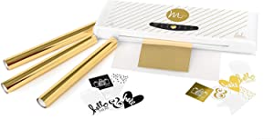 Heidi Swapp MINC Application Machine Reactive Foil by American Crafts | 12-inch x 120-inch Rose Gold Foil Roll (369975) (?wo ?ack) (Tamaño: ?wo ?ack)