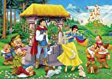 Disney Princess Snow White 104 Pc 3d Jigsaw & Glasses