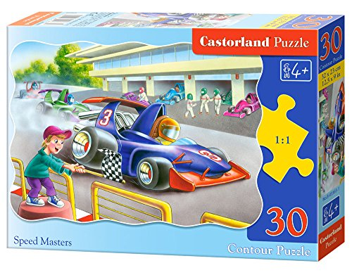 Castorland Speed Masters Classic Jigsaw (30-Piece)