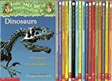 The Magic Tree House Research Guide 18-Book Set (American Revolution, Ancient Greece and the Olympic